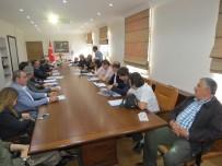 AHMET BARıŞ - Uyuşturucu İle Mücadele Koordinasyon Kurulu Toplandı
