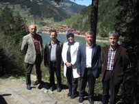 SÜLEYMAN SOYLU - Uzungöl'e Seyir Terası Projesi