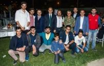 İBRAHIM TAŞYAPAN - Vali Taşyapan Gençlerle İftar Yaptı