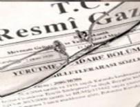 İBRAHIM ŞAHIN - Valiler kararnamesi yayımlandı! 19 ilin valisi merkeze alındı