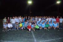 TÜRKIYE FUTBOL FEDERASYONU - Valilik Kupasının Sahibi Kahta Devlet Hastanesi Oldu