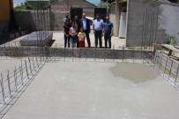 DİYALİZ HASTASI - Van Büyükşehir Belediyesi, Diyaliz Hastasına Ev Yapıyor