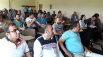 ORTAÖĞRETİM - Van'da 'Mesleki Eğitim Değerlendirme' Toplantısı
