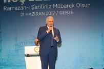 ORGANİZE SANAYİ BÖLGESİ - 'Yolları Böleriz Ama Türkiye'yi Böldürtmeyiz'