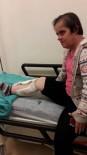 SOKAK KÖPEĞİ - Zihinsel Engelli Kadına Sokak Köpeği Saldırdı