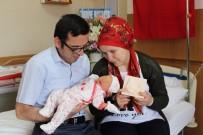 GÖZ MUAYENESİ - '3 Boyutlu' Bebek Dünyaya Geldi