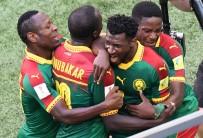 KAMERUN - Aboubakarlı Kamerun Fırsat Tepti