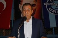 Adana Demirspor Kulübü Başkanı Mehmet Gökoğlu Açıklaması
