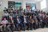 SEBZE ÜRETİMİ - AK Karaman Cinsi Koç Dağıtımı Çiftçiye Yapıldı