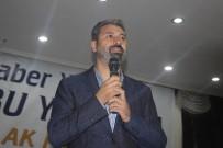 GÜVENLİ BÖLGE - AK Parti'den 'Vefa' İftarı