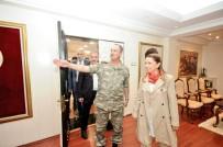 AK Parti Genel Başkan Yardımcısı Çalık, 2. Ordu Ve Şehitliği Ziyaret Etti