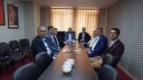 HALIL ELDEMIR - AK Partili Belediye Başkanları Bir Araya Geldi