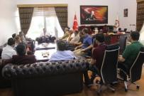 KUZEY KIBRIS - Akdeniz Gazeteciler Federasyonu Genel Kurul Toplantısı