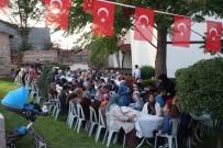 Akşam Türk Ocağı'nda İftar, Gece Polislerle Sahur