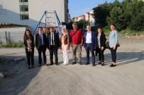 MESLEKİ EĞİTİM - 'Alaçam Kadın Mesleki Eğitim Merkezi' Projesi Çalışmaları