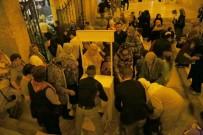 KANDIL - Altın Üçgende 6 Bin Kutu Kandil Simidi Dağıtıldı