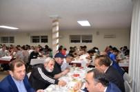 SERDAR ÖZKAN - Amerika Türk Toplulukları Birliği Newyork'ta İftar Programı Düzenledi