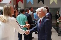 ANADOLU ÜNIVERSITESI - Anadolu Üniversitesi Ailesinin Bayramlaşma Heyecanı