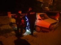 DIYALOG - Aşırı Alkolden Otomobilinde Uyudu Polise 'Park Halindeyim Suç İşlemedim' Dedi
