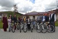 NENE HATUN - ASP İl Müdürlüğü'nden Çocuklara Bisiklet