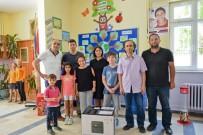 MALTEPE BELEDİYESİ - Atık Pil Toplama Şampiyonlarına Ödül