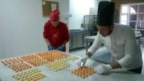 UMURLU - Aydın'da El Yapımı 'İncir Çikolata' Üretildi