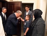 ŞEHIT - Bakan Arslan 15 Temmuz Şehidinin Ailesiyle İftar Yaptı