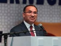 YARGIYA MÜDAHALE - Bakan Bozdağ, CHP lideri Kılıçdaroğlu'nu istifaya çağırdı