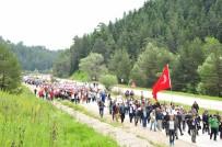 SAĞANAK YAĞIŞ - Balçova'dan Adalet Yürüyüşüne Destek