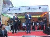 HÜKÜMET KONAĞI - Başakşehir Belediye Başkanı Mevlüt Uysal Malazgirt'te
