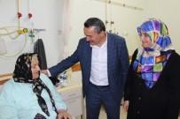 KANDIL - Başkan Tutal, Kadir Gecesinde Hastaları Unutmadı
