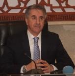 OTOBÜS TERMİNALİ - Başkan Yanılmaz,' Bayram Hazırlıkları Tamamlandı'