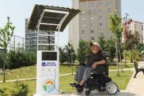 ENGELLİ VATANDAŞ - Başkan Yazıcı, Engellilerin Yaşamını Kolaylaştıran Bir Hizmeti Daha Gerçekleştirdi