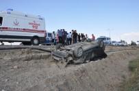 DİREKSİYON - Batman'da Trafik Kazası Açıklaması 3 Yaralı