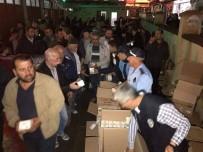 ULU CAMİİ - Bayburt Belediyesi Geleneğini Yine Bozmadı