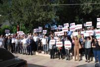 Besni CHP'den 'Adalet İçin Duralım' Eylemi