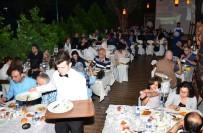 ALİ ŞAHİN - BGC Üyeleri İftarda Buluştu
