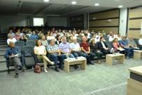 KAYMAKAMLIK - Biga'da TANAP Hibe Toplantısı