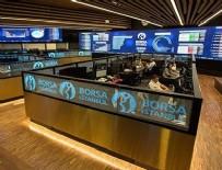 BORSA İSTANBUL - Borsa 100.000'i geçti
