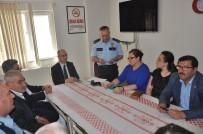 HASAN YAMAN - Bozüyük Polisinin Bilgilendirme Toplantısı