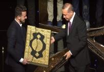 BOSTANCı - Bursalı Hafız, Ödülünü Cumhurbaşkanı'ndan Aldı