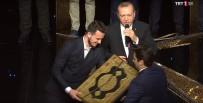 BOSTANCı - Bursalı Hafız Yarışmada 3. Oldu, Ödülünü Cumhurbaşkanı'ndan Aldı