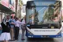 TOPLU ULAŞIM - Büyükşehir'den Akıllı Ulaşım Dönemi