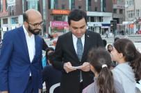 NECATI ŞENTÜRK - CHP,MHP Ve AK Parti Belediye'nin Meydan İftarında Bir Araya Geldi