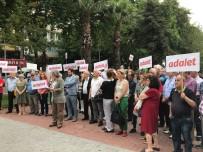 BASIN AÇIKLAMASI - CHP Sakarya'dan 'Adalet Yürüyüşüne' Destek Açıklaması
