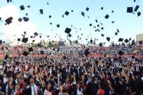 VALİ YARDIMCISI - ÇOMÜ'de 8 Bin Öğrenci Mezun Oldu