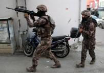 GÖZALTI İŞLEMİ - DEAŞ'ın Hücre Evine 250 Polisle Baskın