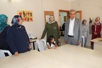 ERTUĞRUL GAZI - Demirkol, Devteşti Kadın Destek Merkezini Ziyaret Etti