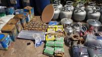 YAZILI AÇIKLAMA - Dev Operasyon Tamamlandı Açıklaması 8 Terörist Etkisiz Hale Getirildi