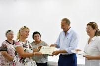 GÖKMEN - Didim Belediyesinin Kültür Ve Sanat Atölyesi Kursiyeleri Belgelerini Aldı